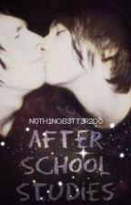 After School Studies (Phan Smut AU) by N0TH1NGB3TT3R2D0