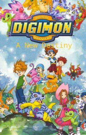 Digimon: A New Destiny by NyaChan56