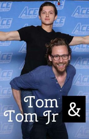 Tom and Tom Jr by AliceLoveTomHiddles