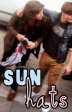 sun hats {l.s.} by nahrwals