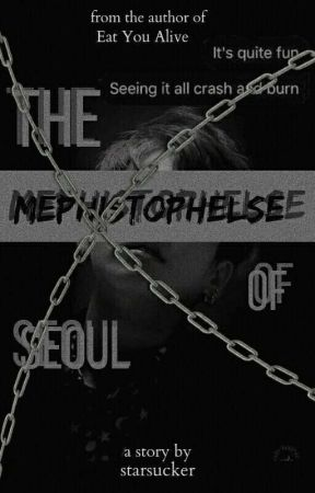 the Mephistopheles of Seoul  by starsucker