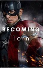 Becoming Torn (4) >>>>Steve Rogers by allynmck1