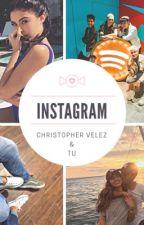 Instagram (Christopher Vélez)  by angii_vl