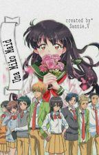• Una Miko-Maid • | Crossover de inuyasha and Kaichou wa maid-sama |  by Moon_Alenie