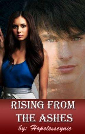 Rising From the Ashes by hopelesscynic