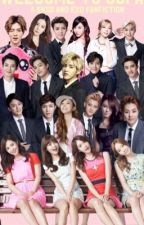 Welcome To SOPA - A SNSD and EXO FanFiction  by DanaBliss