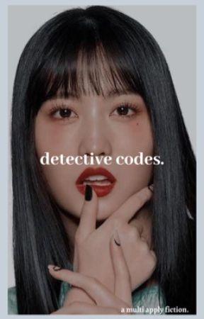 ˏˋ detective codes ! - ┊seo jongwu  ✧ scorpio - Wattpad