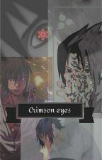 Crimson eyes by animeslife2017
