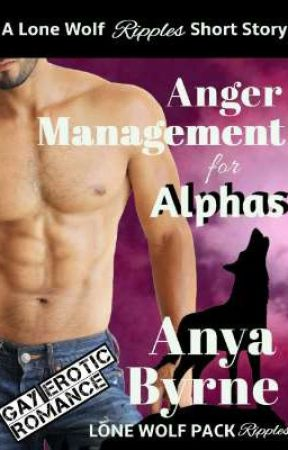 Anger Management for Alphas by LauraSaleh