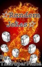 ☆Random Jokes 2☆ by ThePaperPlane