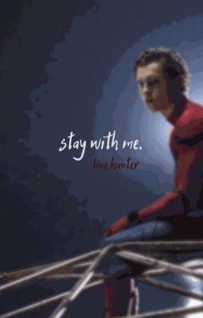 Stay with Me (Marvel Whump Madness 2019) by pricelesstrashpanda