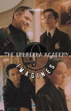 the umbrella academy −− imagines | ☂ by shizunae