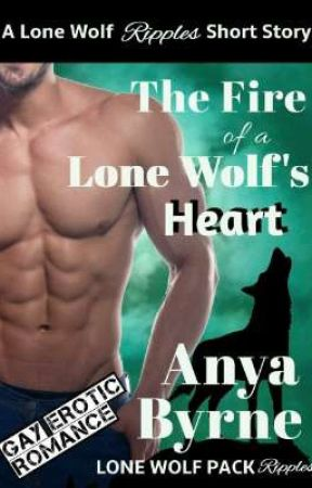 The Fire of a Lone Wolf's Heart  by LauraSaleh