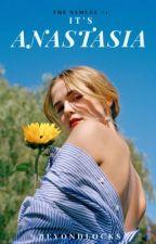 It's Anastasia  by beyondlocks