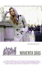 Noventa días - #1 |z.m| by zaynalmighty-