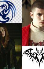 Vampire Dragon Wizard & Witch love HP ff HG Cousin Viktor Krum LS by KristenBlanks8