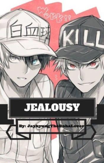 Jealousy  Bakugou x Reader x Todoroki (DISCONTINUED