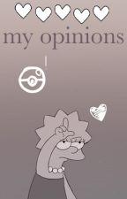 my opinions by pecornina