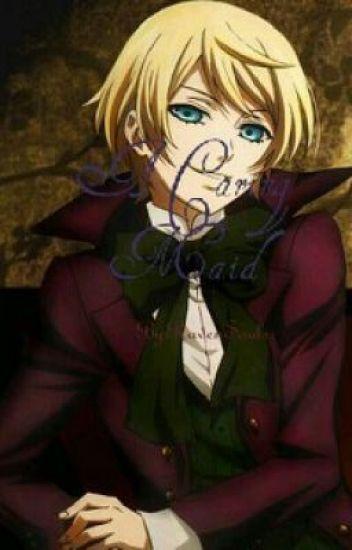 A Caring Maid (Alois x Reader, LEMON)