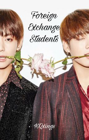 Foreign Exchange Students: Jk & V by KQxings