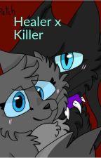 Healer x Killer (Cinderpelt x Scourge) by Azure_wolfy