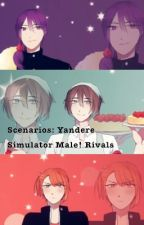 [DISCONTINUED]Scenarios: Yandere Simulator Male! Rivals by warcvy