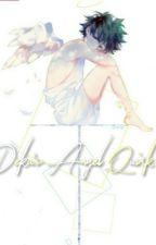 Deku's Angel Quirk  by Eh_Pocky