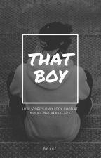 That boy. by KathiaGer
