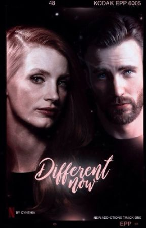 DIFFERENT NOW ━ chris evans by spideysthetic