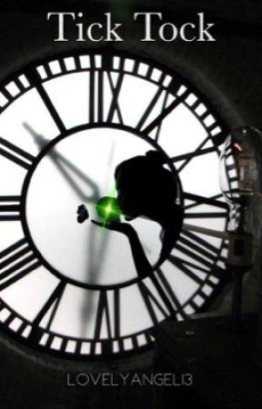 Tick Tock [Steve Rogers x OC] by LovelyAngel13