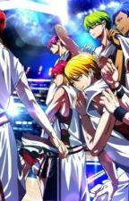 Kuroko No Basket || Reader-Inserts by mitsunderee