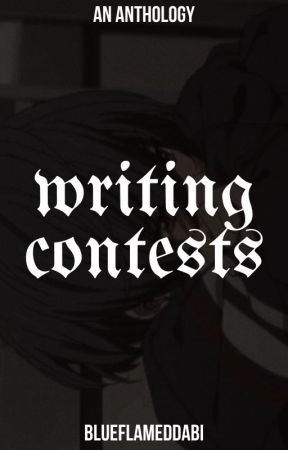 Writing Contests by animechey