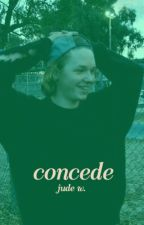 concede by ywlyds