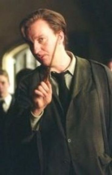 Hello, Professor (Remus Lupin)