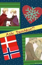 Ask DenNor by Fiji_official123