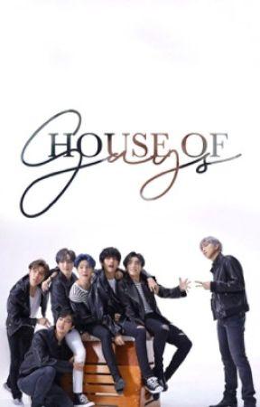 House Of Gays by 1STCORNDOG