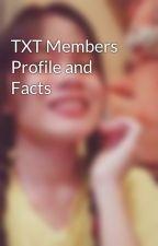 TXT Members Profile and Facts by kiireeiinaa