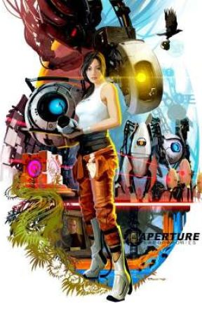 Portal 2 x Female!Reader : Welcome to Aperture Science