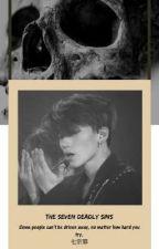 Seven Deadly Sins! • choi san •  by ateezstan002