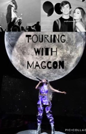 Touring With Magcon (H.G) by HighWithHazza