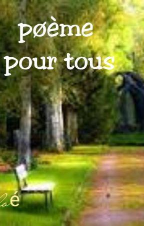 Poème Pour Tous Le Pardon Du Ciel Bleu Wattpad