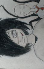 Slenderman x Jeff The Killer by scourge3650