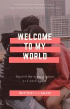 🍁• Welcome To My World - A TMNT Human AU Fanfiction •🍁 by JJxoxc