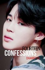 14 Confessions • Jikook by Anonymously_Jikook