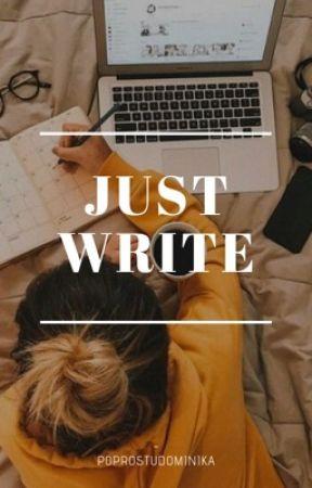 Just Write | Halvor Egner Granerud by PoProstuDominika