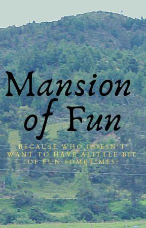 Mansion Of Fun by Draken13