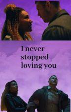 I never stopped loving you  by prettylittlestormy