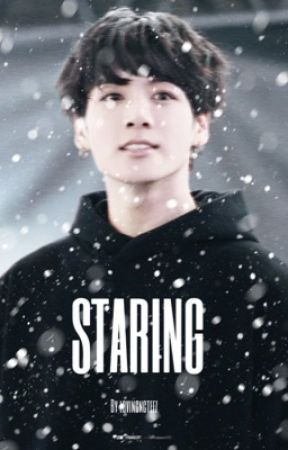 staring || jungkook by lovingncteez