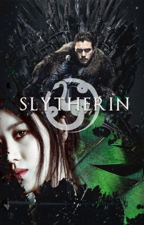 SLYTHERIN ― jon snow by thorsloki