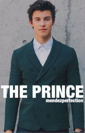 The Prince by mendesxxperfection